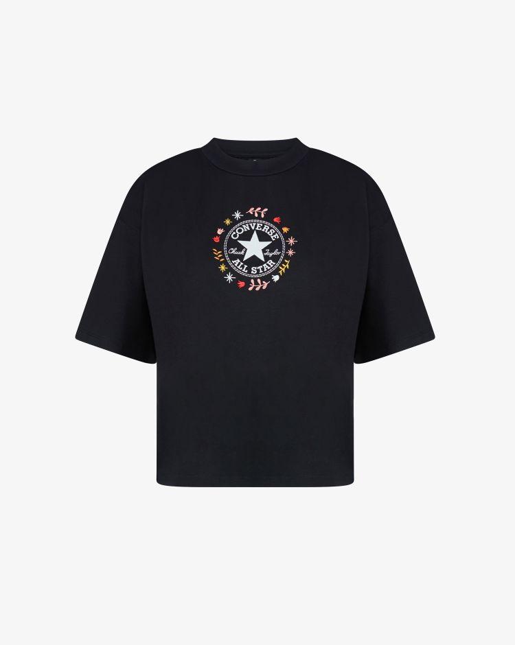 Converse T-shirt Chuck Womens Regular Tee Donna