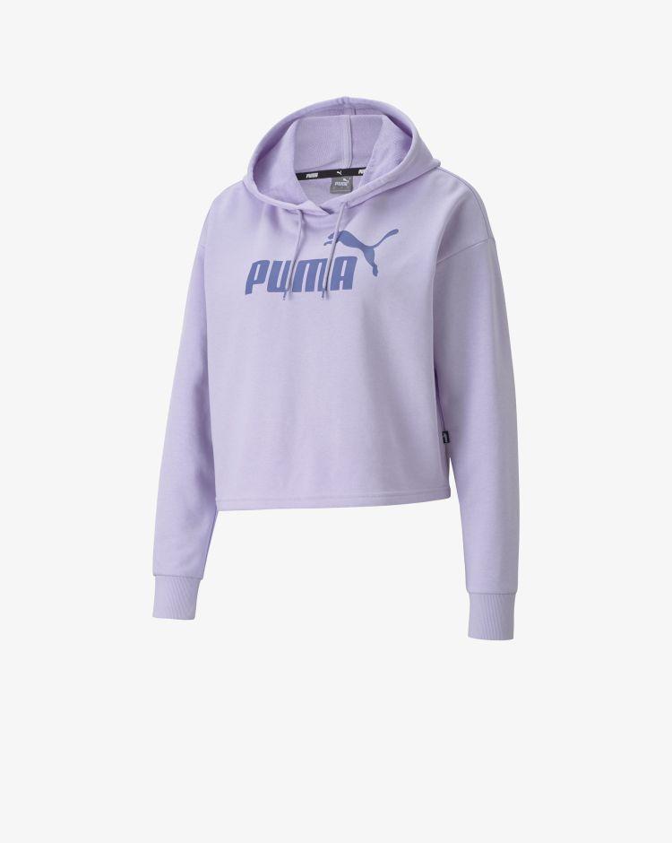 Puma Felpa Essential Hoodie Donna