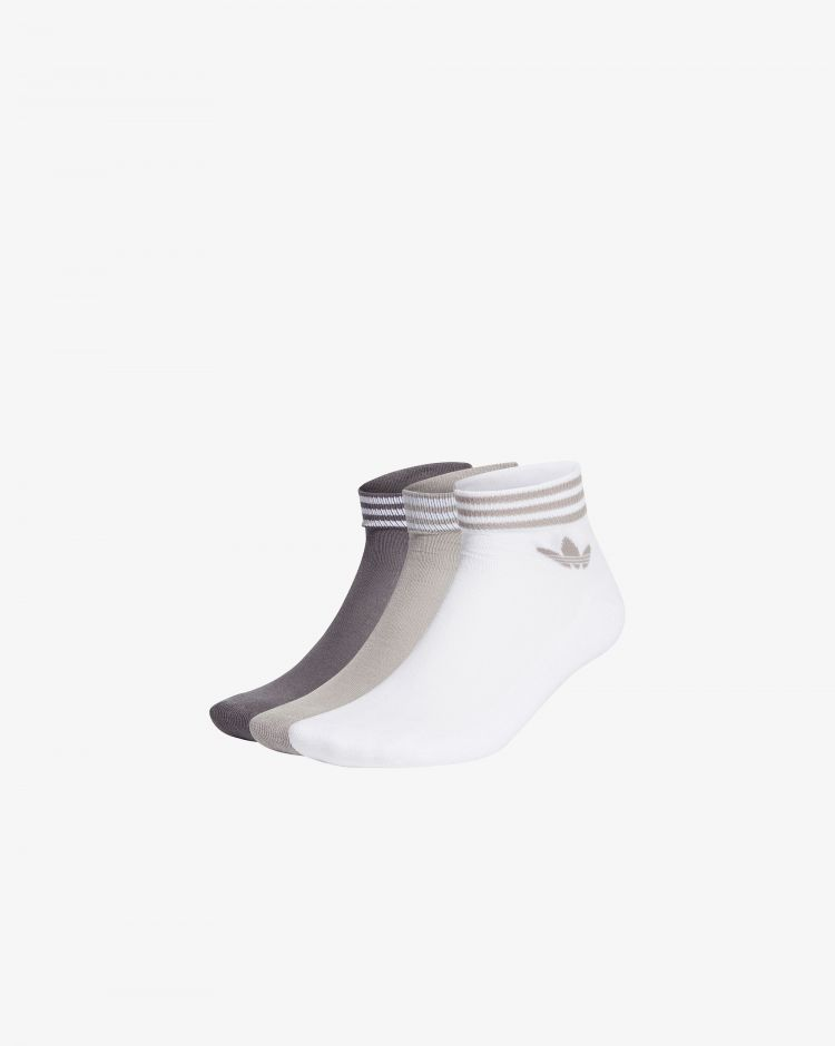 Adidas Calzini Trefoil Set 3 paia Unisex