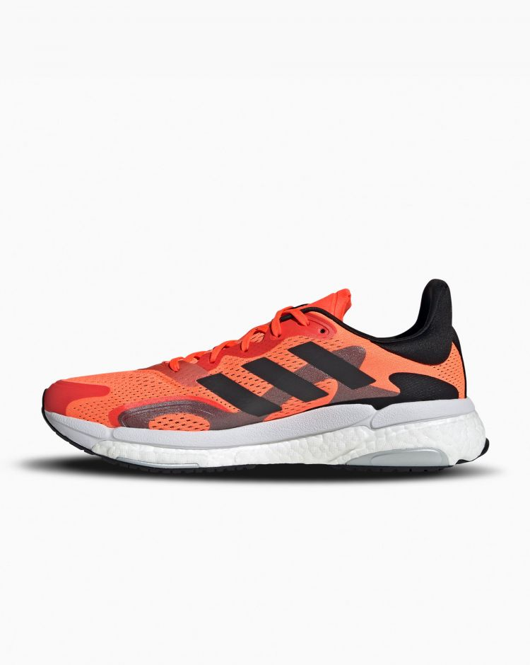 Adidas Solar Boost 3 Rosso Uomo