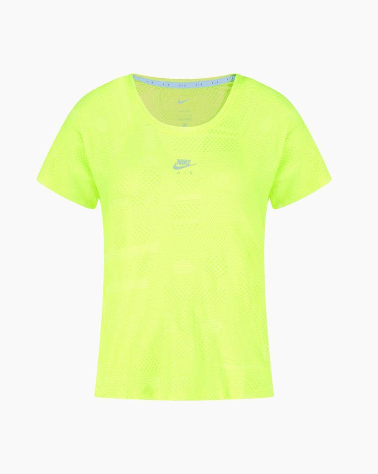 Nike T-shirt Air Dri-FIT Giallo Donna