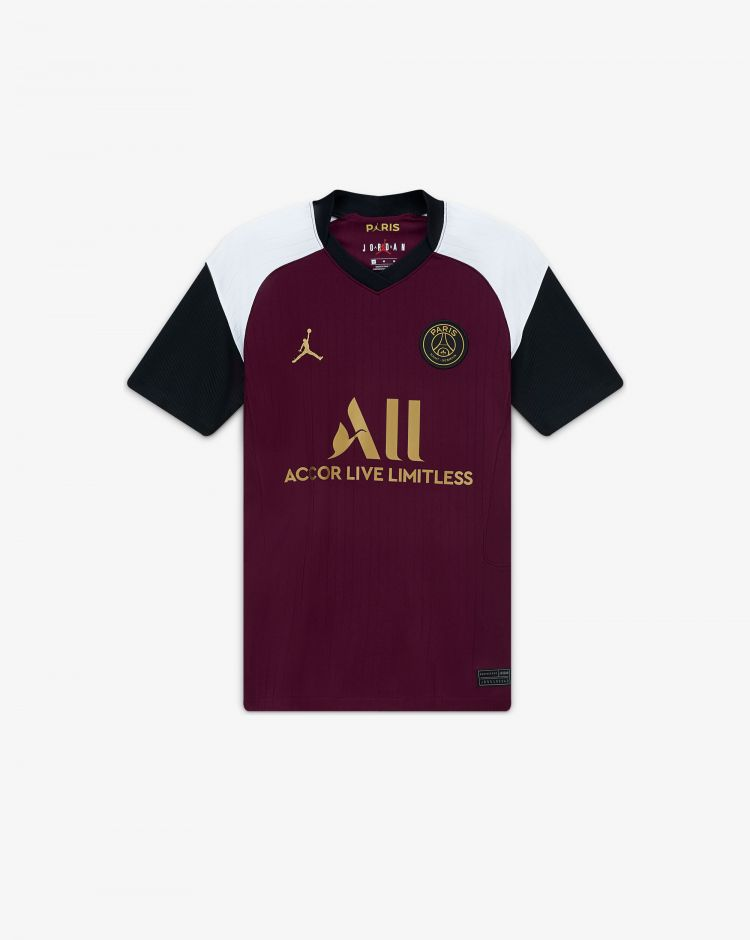Nike PSG Third 2021/22 T-Shirt Replica Bambino