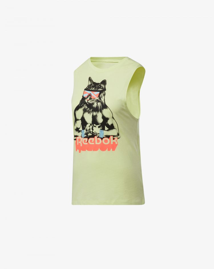 Reebok Top Gritty Kitty Donna