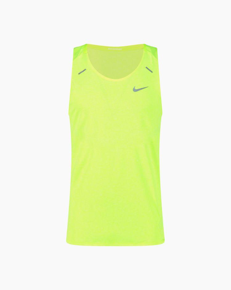 Nike Top Nike Dri-FIT 365 Giallo Uomo