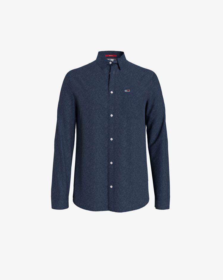 Tommy Hilfiger Camicia TJM Linen Blend Shirt C87 Uomo