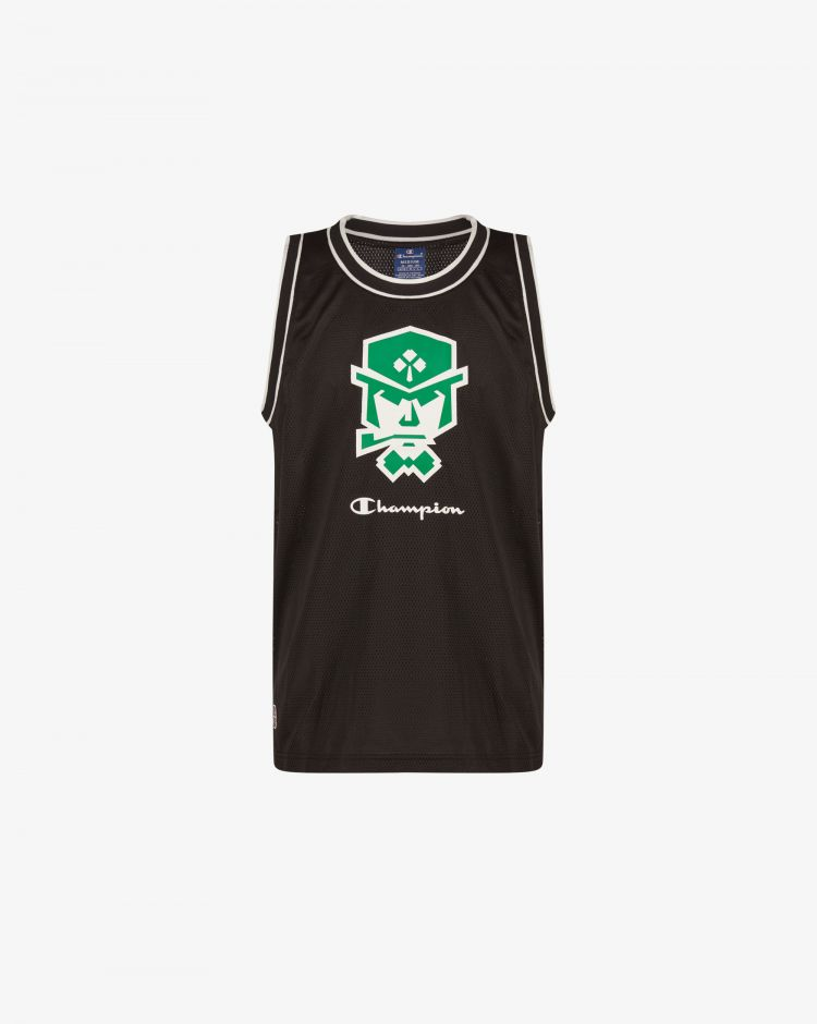 Champion Top Celtics in mesh Uomo