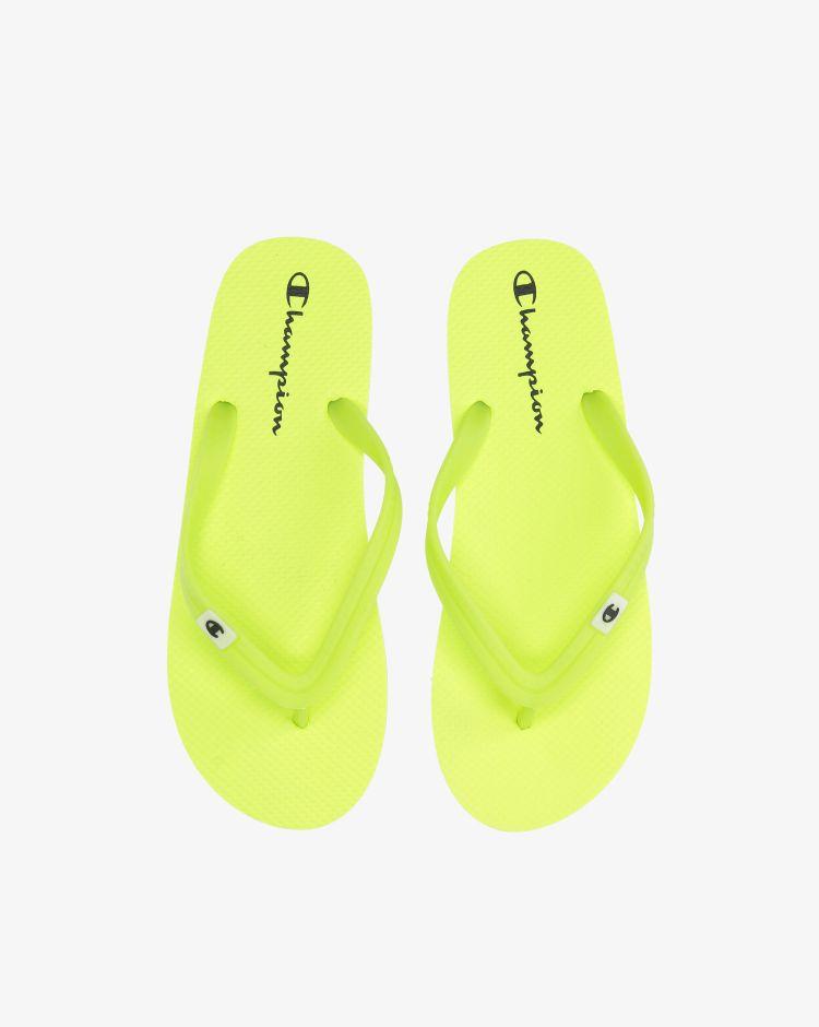 Champion Flip Flop Slipper Neon Uomo