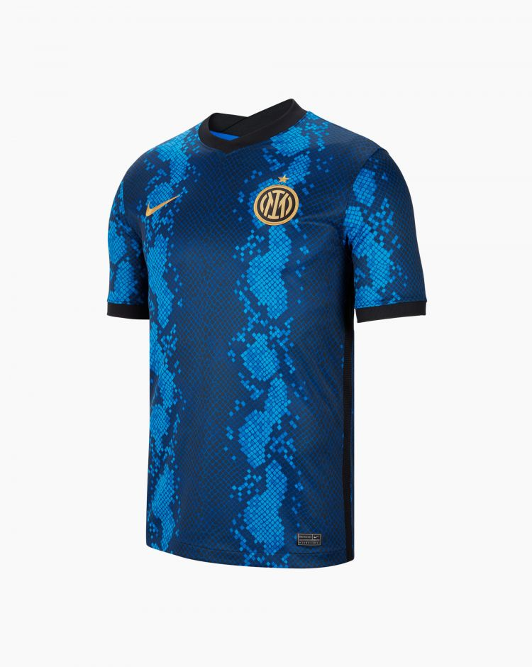 Nike T-shirt Inter 2021/22 Stadium Home   Uomo