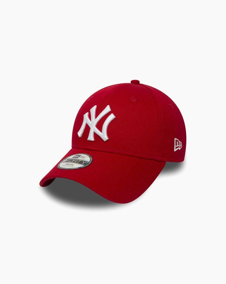 New Era Kids League Essential 9Forty Rosso Bambino