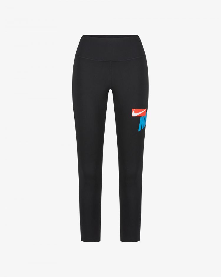 Nike Leggings One Cropped Graphic Donna