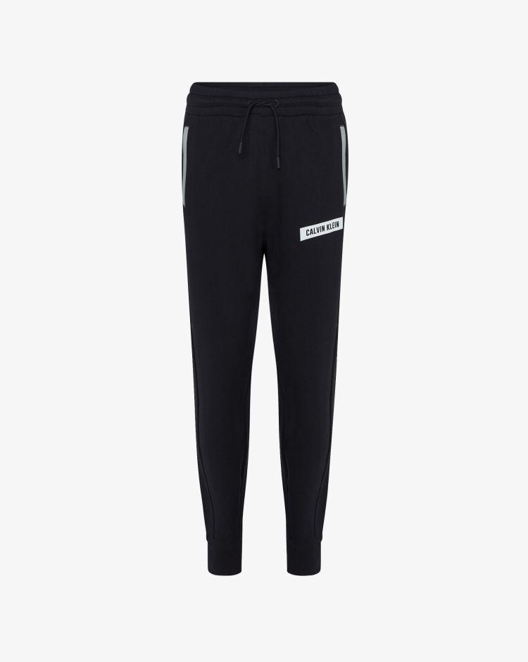 Calvin Klein Pantaloni con logo-box Donna