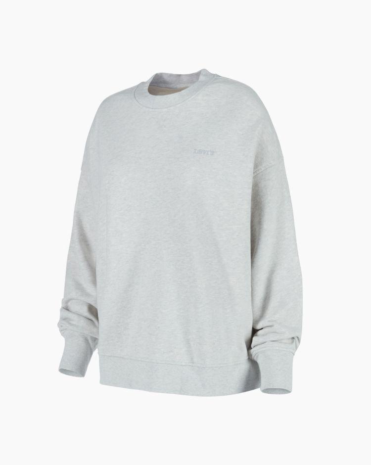 Levi's Wfh Sweatshirt Grigio Donna