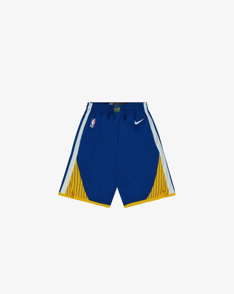 Nike NBA Shorts Golden State Warriors Boys Icon Swingman Bambino