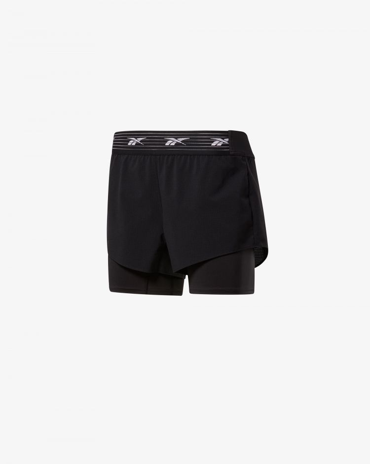 Reebok Shorts Epic Two-in-One Donna