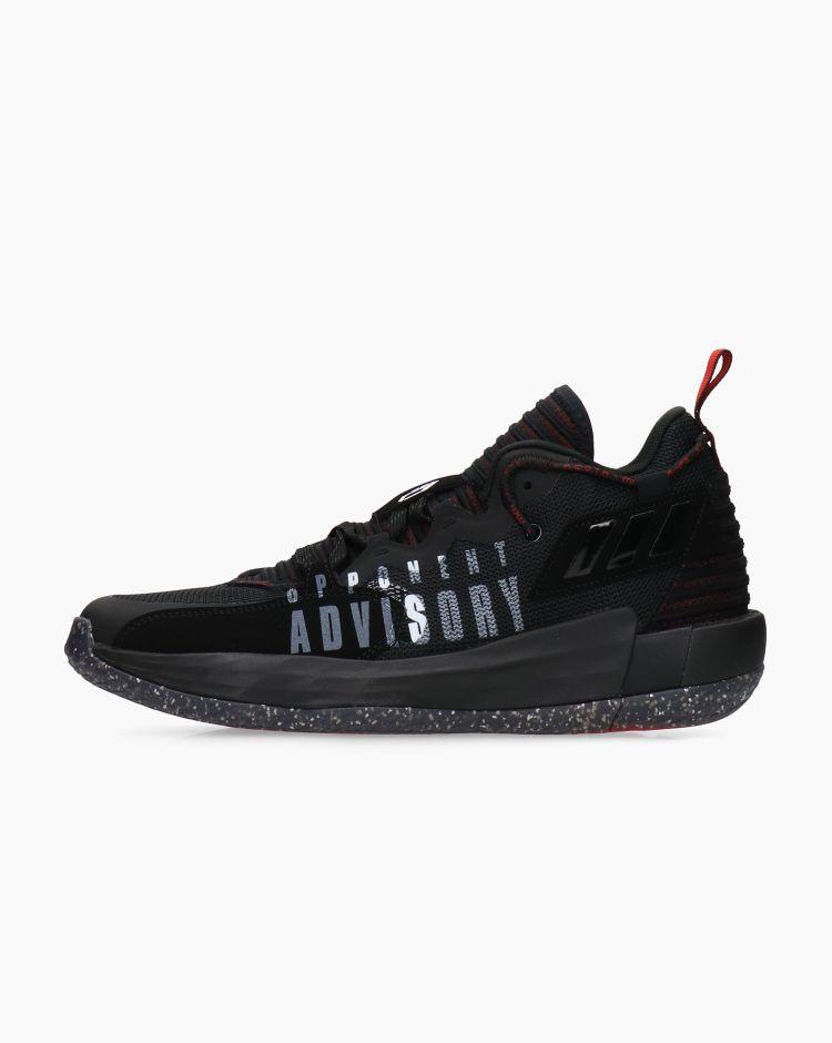 Adidas Dame 7 Extply Nero Uomo