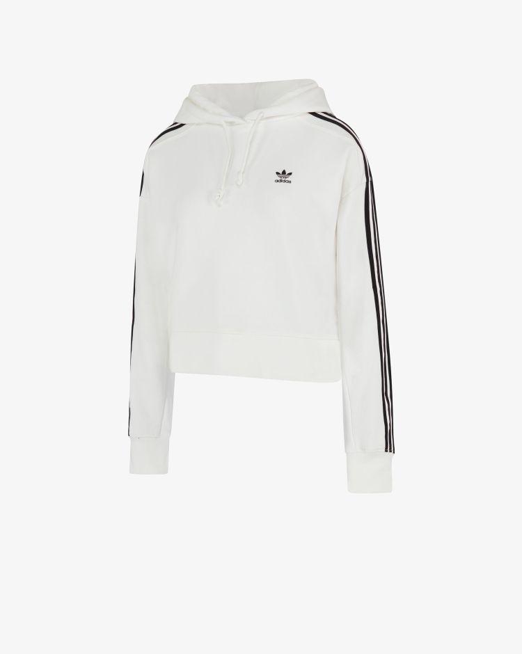Adidas Originals Felpa Adicolor Classics Crop Donna