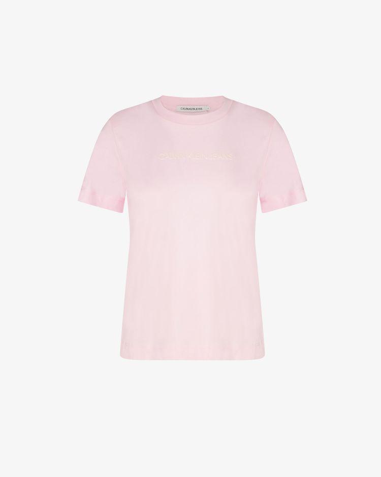 Calvin Klein T-shirt con logo Donna