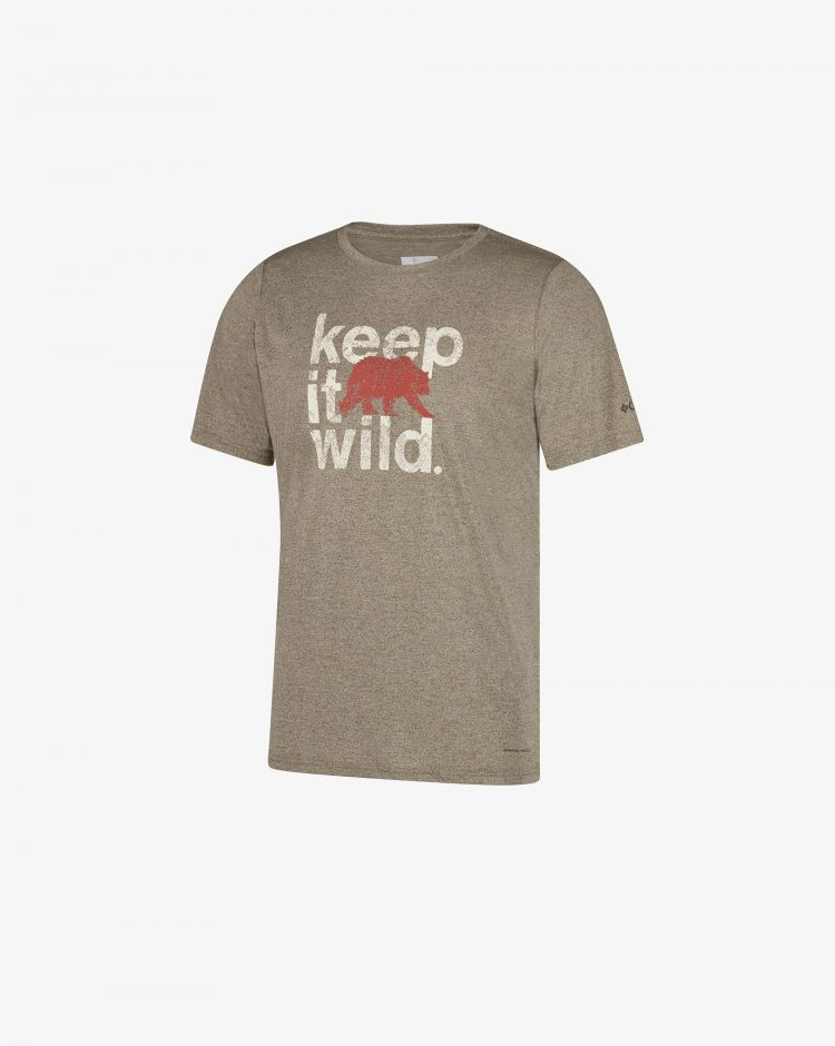Columbia T-shirt Terra Vale ™ II Uomo