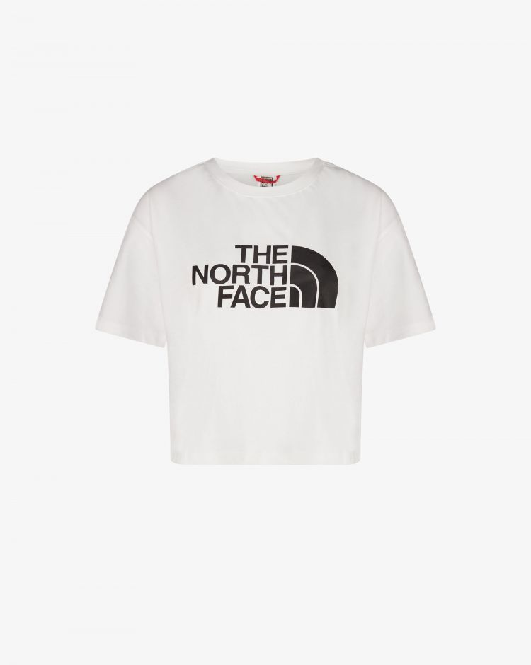 The North Face T-shirt Easy crop Donna