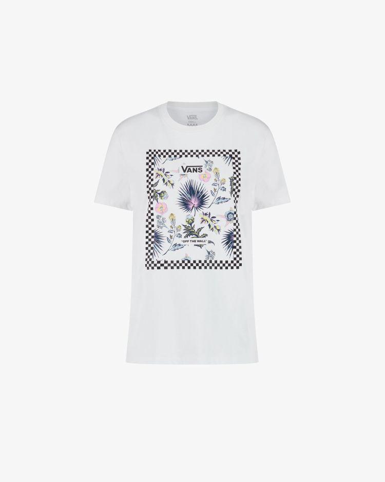 Vans T-shirt Bordel Floral Donna