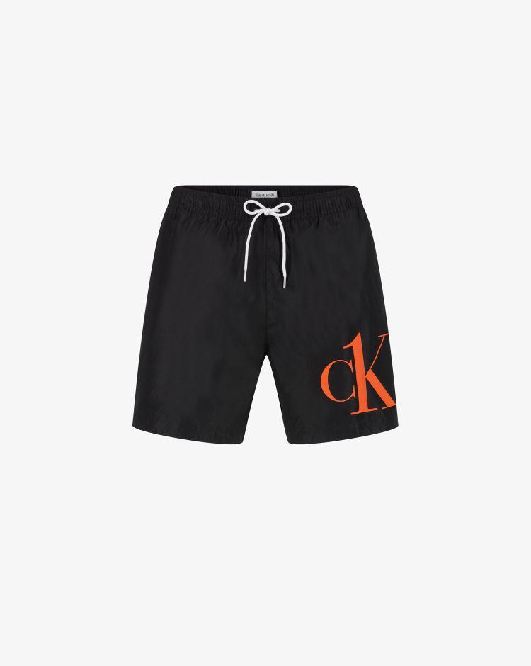 Calvin Klein Beachshorts Medium Drawstring CK One Uomo