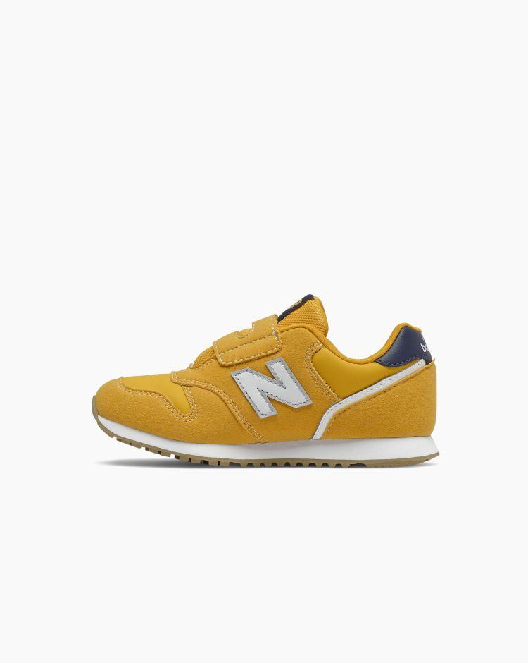 New Balance 373 V2 Autumn Giallo Bambino