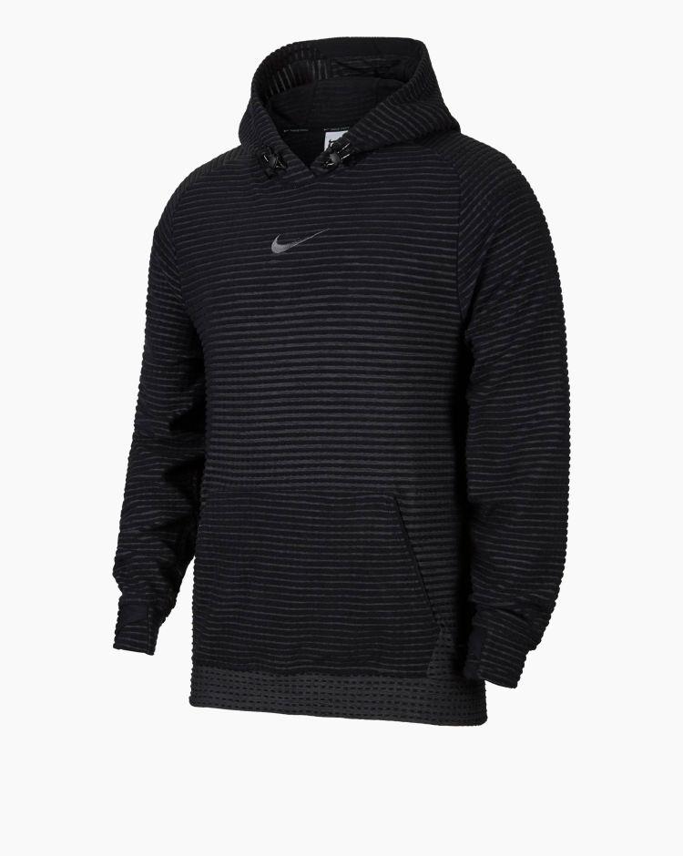 Nike Df Npc Adv Flc Po Nero Uomo
