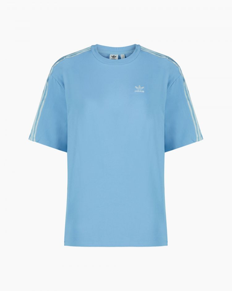Adidas T-Shirt Blu Donna