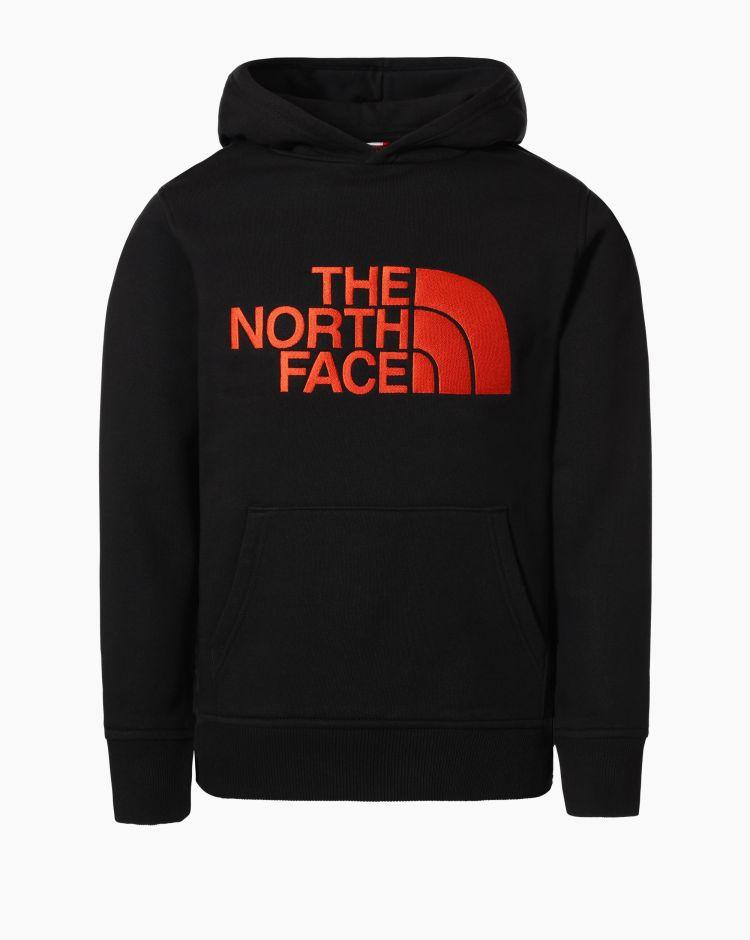 The North Face DrePeak P/O Hd Nero Bambino