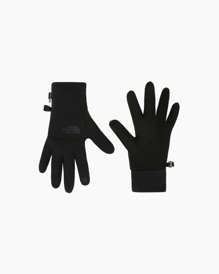The North Face Etip Recyd Glove Nero