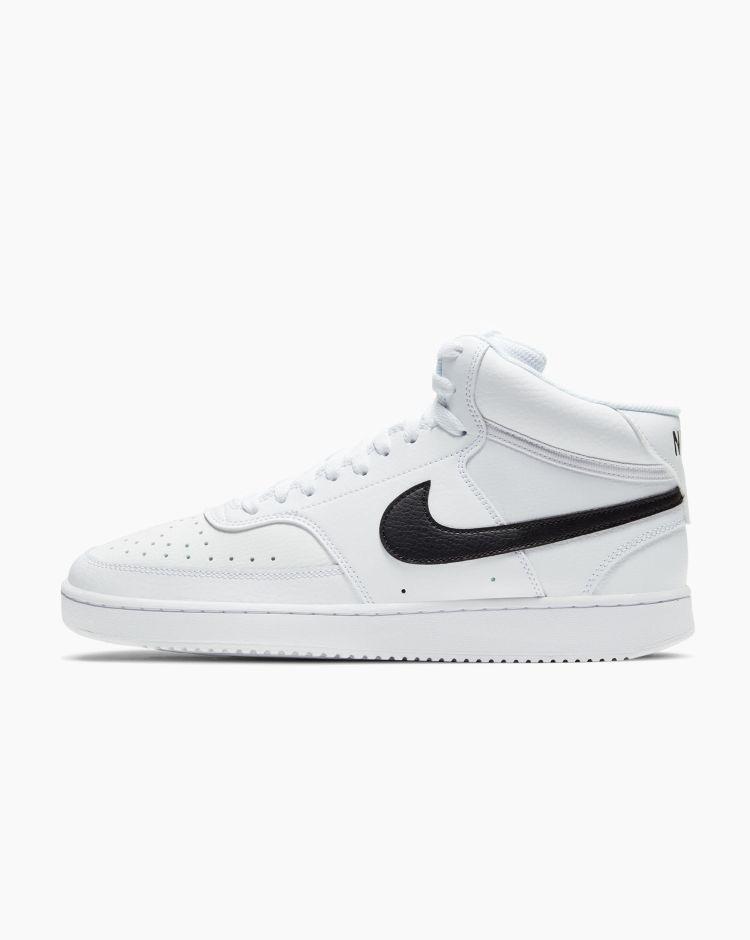 Nike Court Vision Mid Bianco Uomo