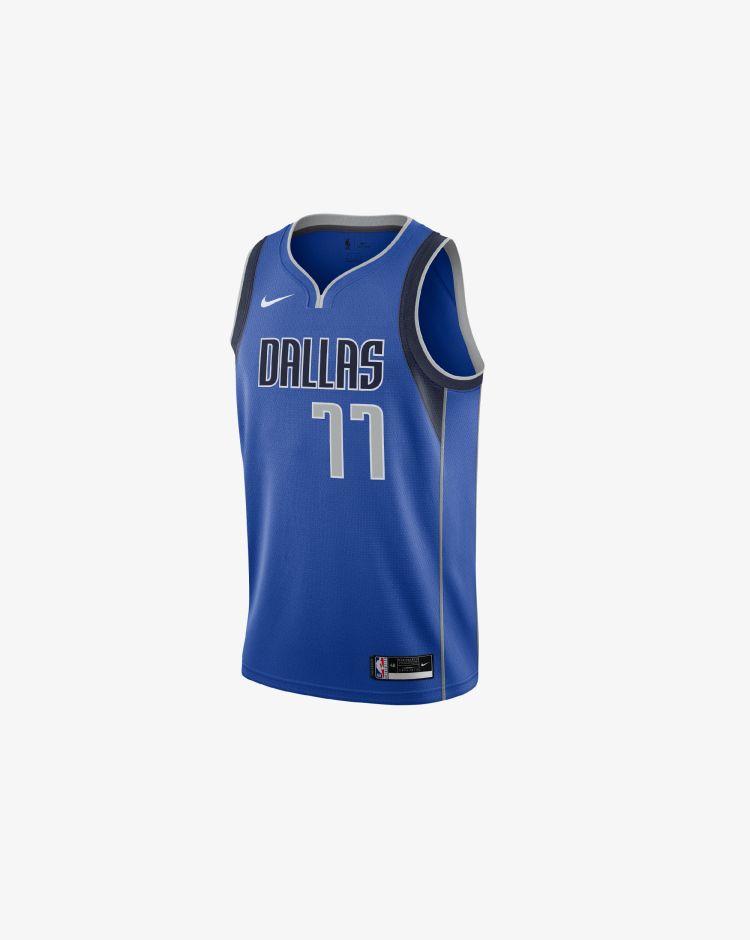Nike NBA Mavericks Icon Edition 2020 Canotta Uomo