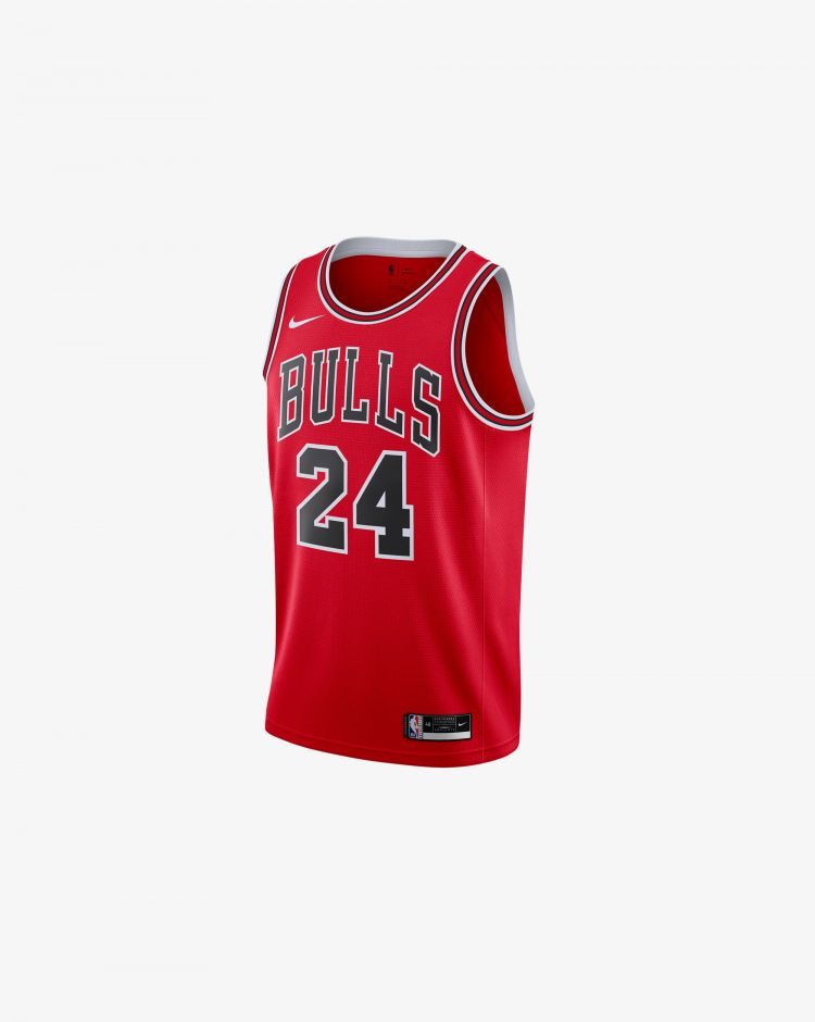 Nike NBA Chicago Bulls Icon Edition 2020 Canotta Uomo
