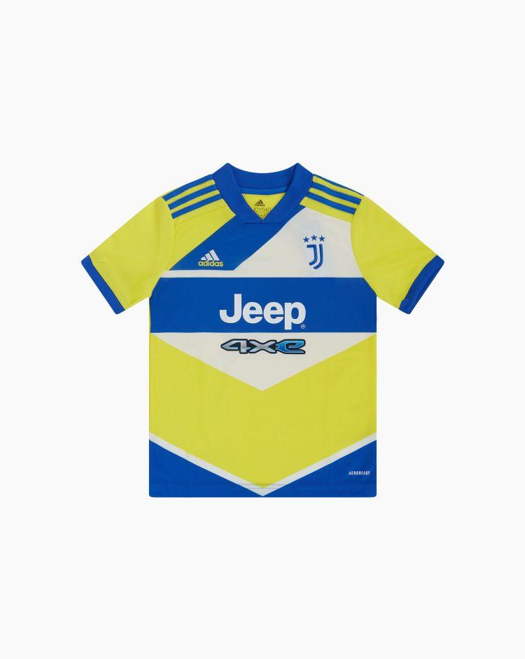 Adidas T-shirt Juventus 21/22 Third Jersey Bambino