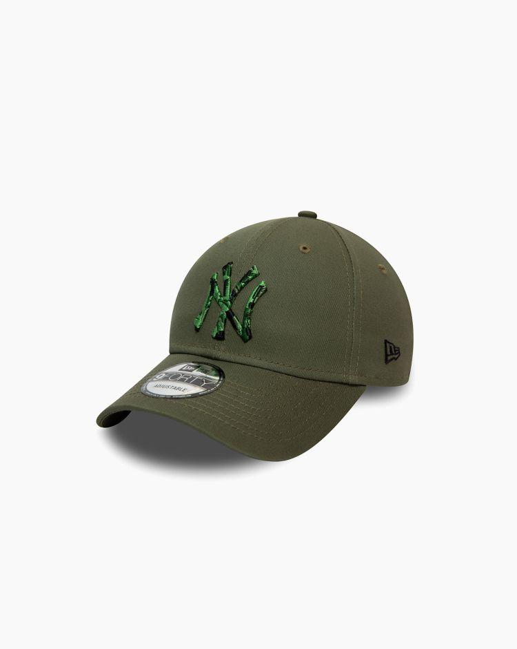 New Era Camo Infill 9Forty Verde