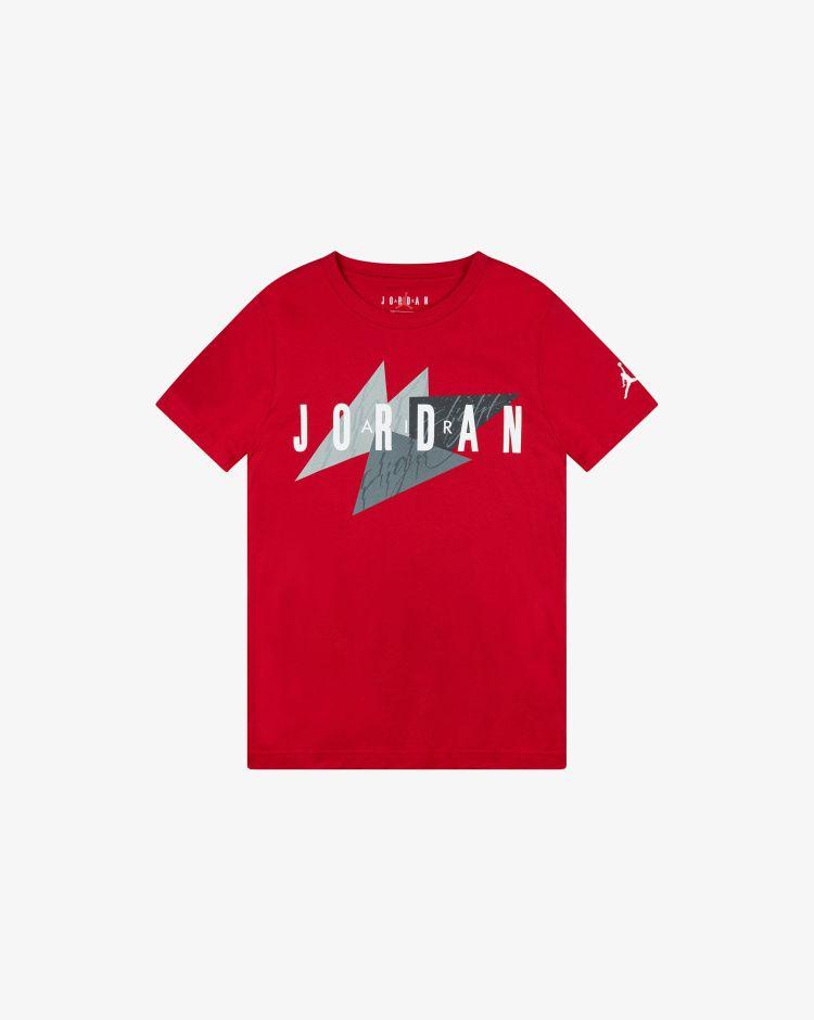 Nike Jordan T-shirt Geo Flight Bambino