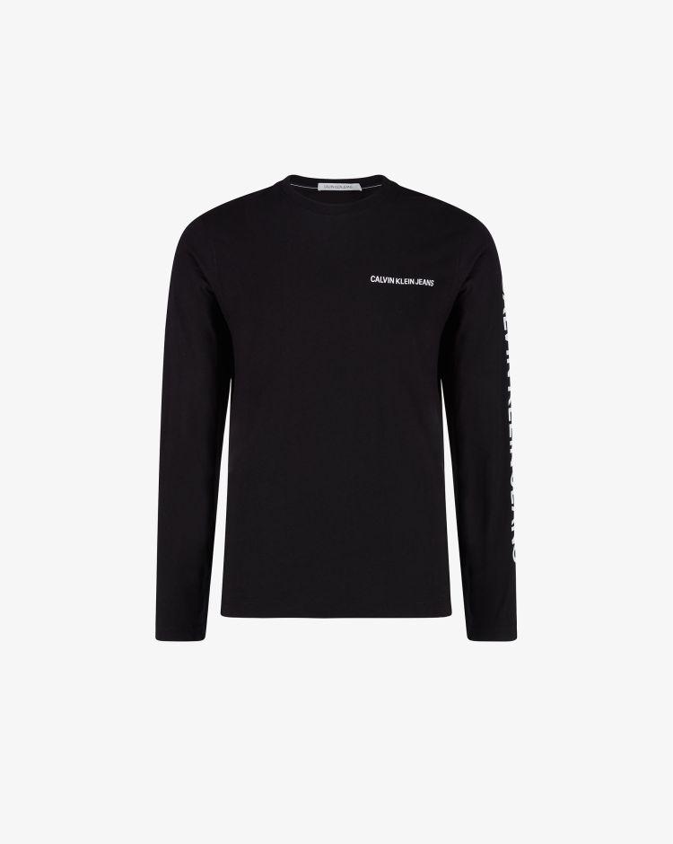 Calvin Klein T-shirt Essential Instit LS Uomo