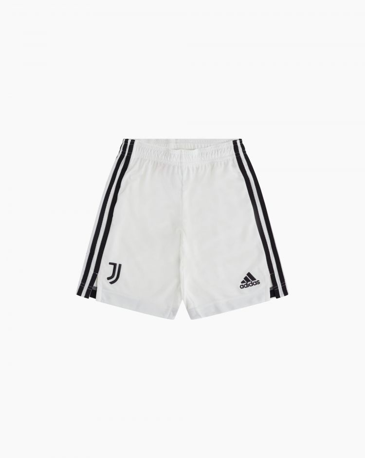 Adidas Juventus Home Shorts 2021/22 Bambino