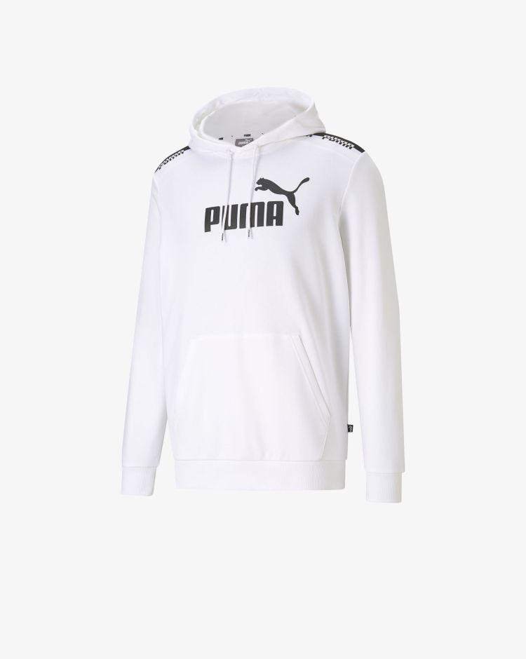 Puma Felpa Amplified Hoodie Uomo