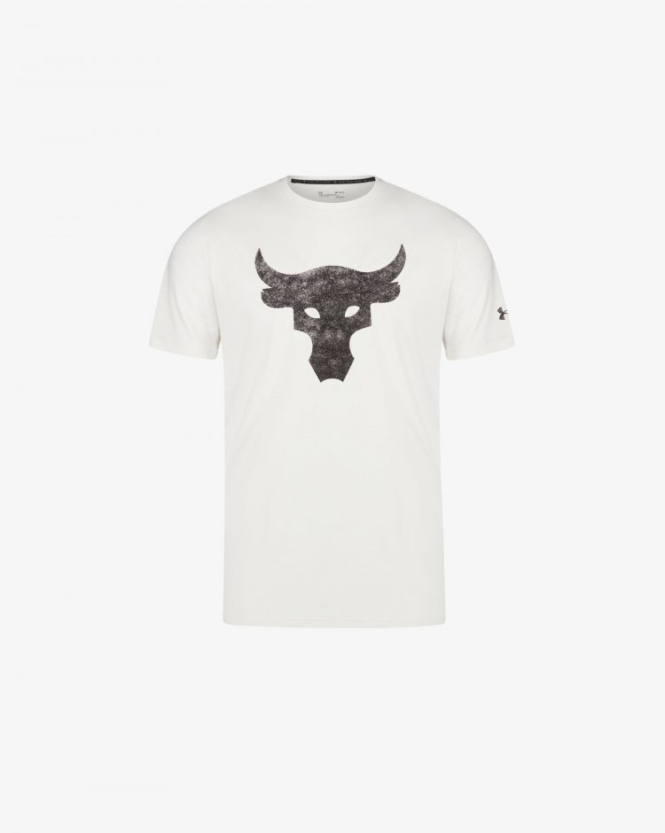Under Armour T-shirt Project Rock Brahma Bull Uomo
