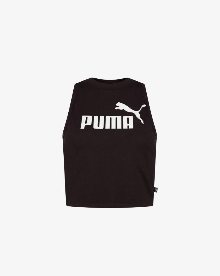 Puma Canotta Crop Essential Donna Donna