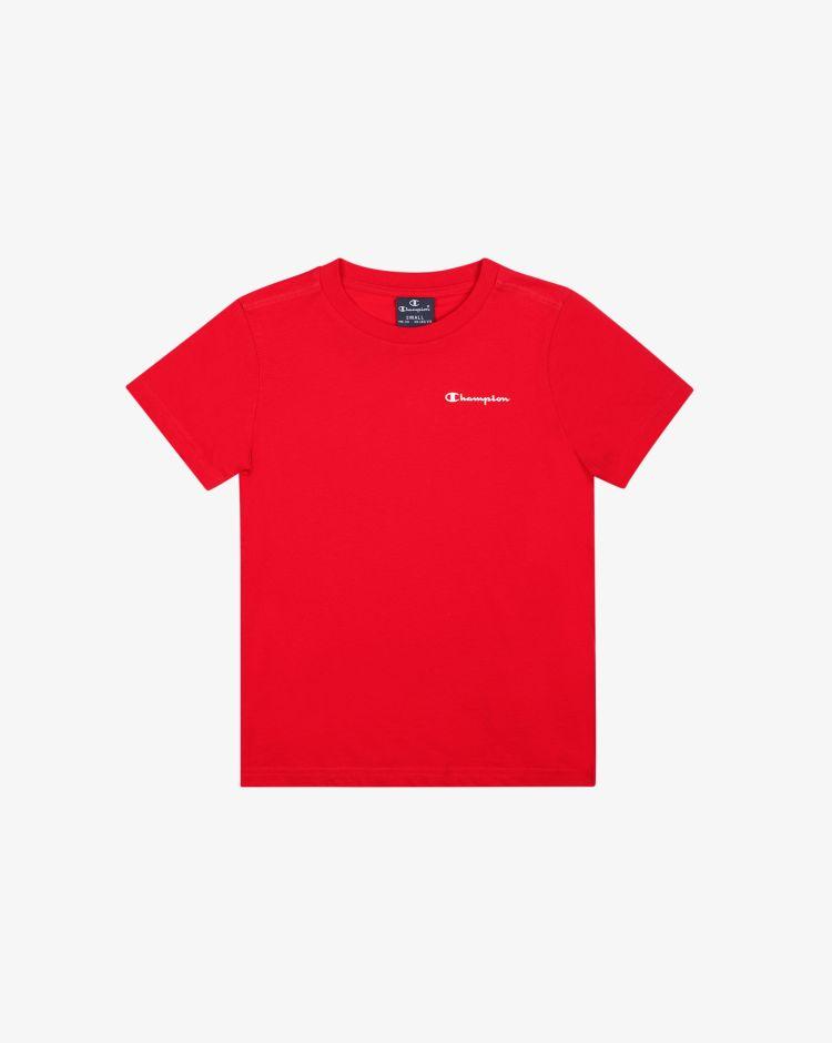 Champion T-shirt con logo Bambino